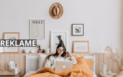 Sådan kan du gøre din seng hyggelig – også om dagen