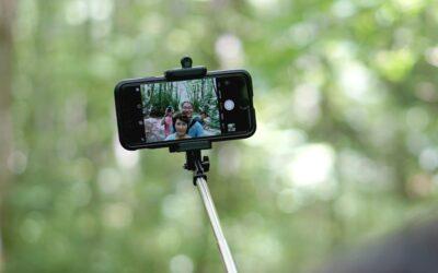 Gadgets til selfies – tag de bedste billeder