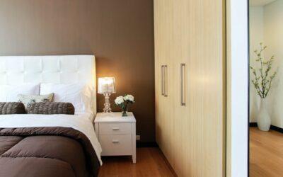Hjælp til at indrette soveværelset