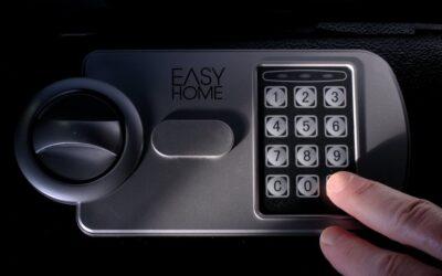 Øg trygheden i hjemmet med et sikringsskab eller pengeskab