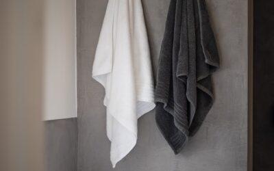 Vælg det rette håndklæde – towel guide