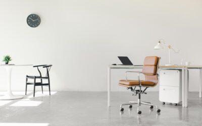 Få styr på kroppen med kontorstole